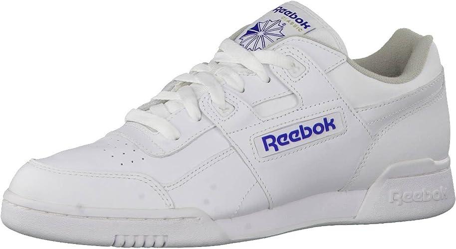 reebok classic mens trainers white