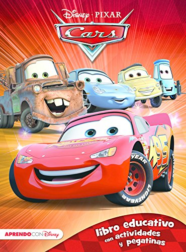 Download Cars : libro educativo con actividades y pegatinas pdf epub