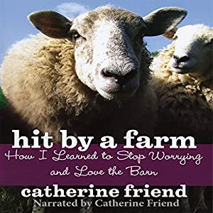 Hit by a Farm Audiobook