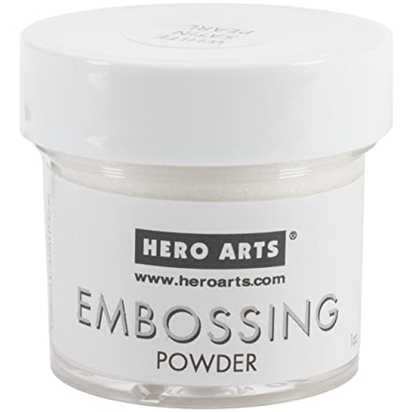 Hero Arts Pr/ägung Powder-White