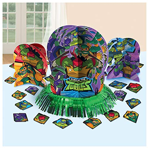 Ninja Turtle Table Decorations (Rise of the TMNTTM Table Decorating)