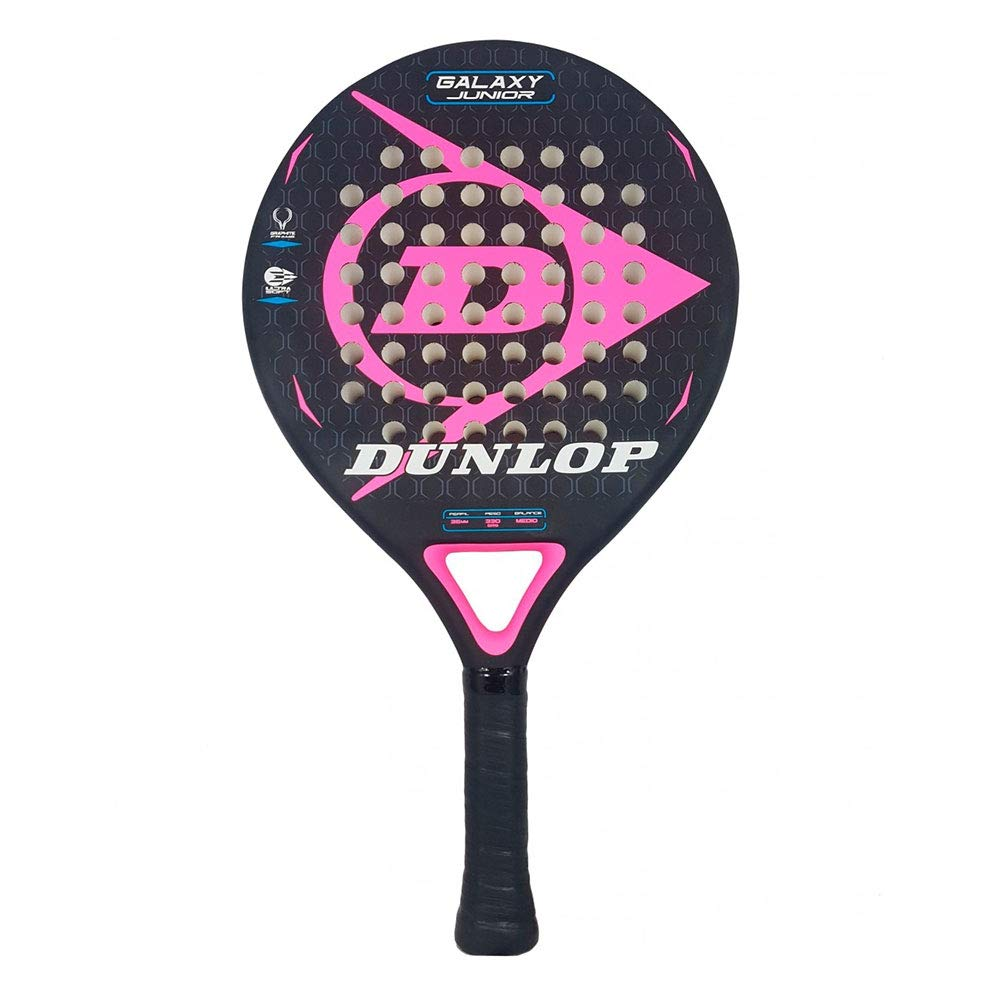 Dunlop Pala padel galaxy Junior rosa: Amazon.es: Deportes y ...