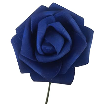 Amazon.com: Beautiful 50Pcs Artificial Flowers For Wedding ...