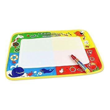 Tablero De Juguete Y Dibujo Pen Estera ColoresYanhoo® Agua 4 Escritura Magic Con Pintura Squishy Doodle wZiuOXkTP