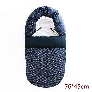 L&Z Bolsa de Dormir de Bebé Sobre de Invierno para ReciéN Nacidos Dormir Saco TéRmico de