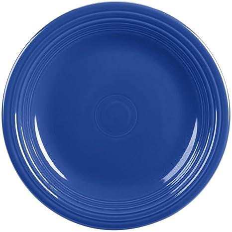 Fiesta Dinner Plate 10-1/2-Inch Lapis  sc 1 st  Amazon.com & Amazon.com | Fiesta Dinner Plate 10-1/2-Inch Lapis: Fiestaware ...