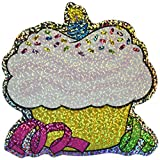 ARGUS Sparkle Birthday Cupcakes Classic Accents Variety Pack (T-10101)