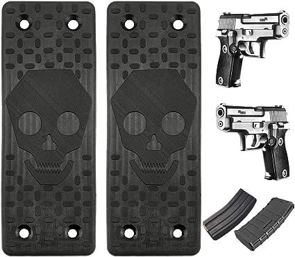 Home Magnetic Holster Concealed Vehicle Magnet Bag Fit Gun//Pistol Mount Holder