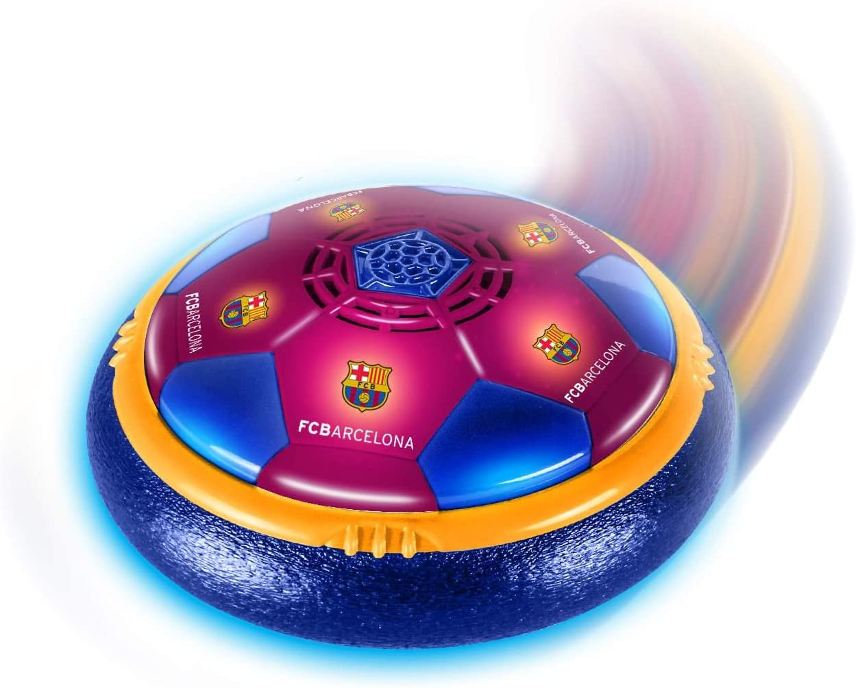 Barcelona Dd - Pelota Air Ball FC Barça, Multicolor: Amazon.es: Juguetes y juegos