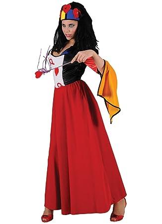 Stamco Disfraz Dama de Corazones: Amazon.es: Juguetes y juegos