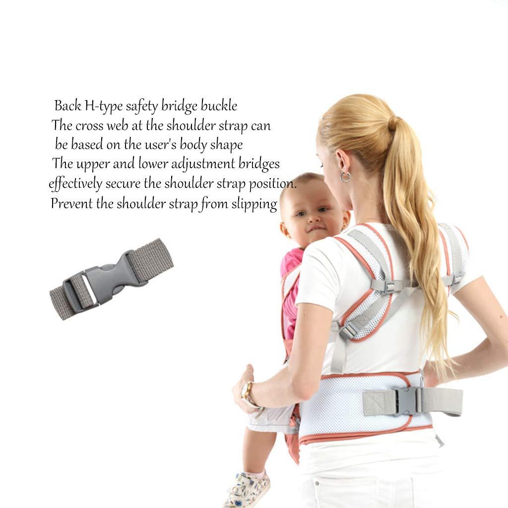 El Verano Ligero Transpirable Multifuncional Taburete de Cintura para Reci/én Nacidos y Ni/ños Peque/ños de 0 a 3 A/ños,a ZFM Ergon/ómico con Asiento