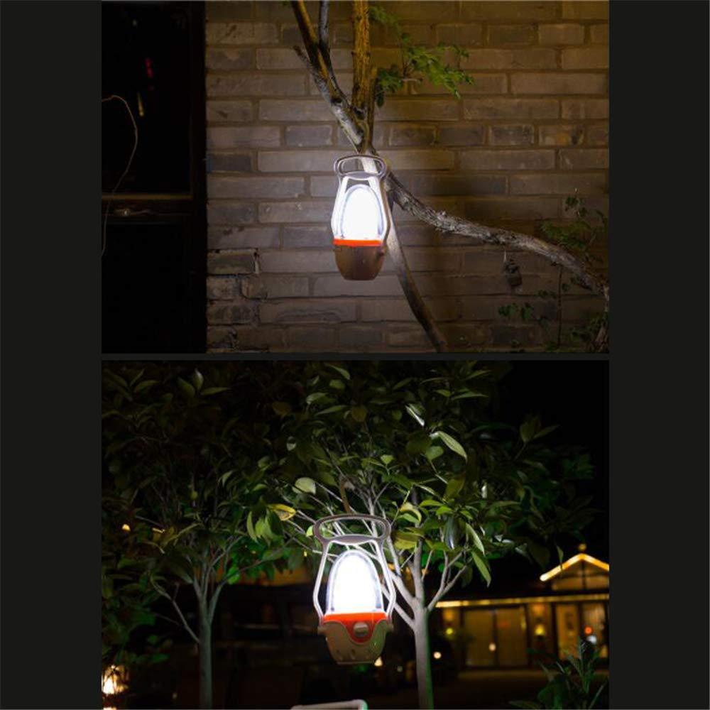 01335816ff4a ... GW Luz Que Acampa Llevada Llevada Llevada Recargable Impermeable  Iluminación Lámpara Portátil Tienda Luz Al Aire ...