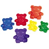 Learning Resources - LER0744 - Kit d'Ours à Compter Three Bear Family - 6 Couleurs