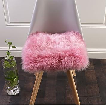 LJu0026XJ Weiche Sitzkissen,Esszimmer Stuhl Kissen Warm Pads Plüsch Verdickte  Sitzfläche Für Büro Stock Erker