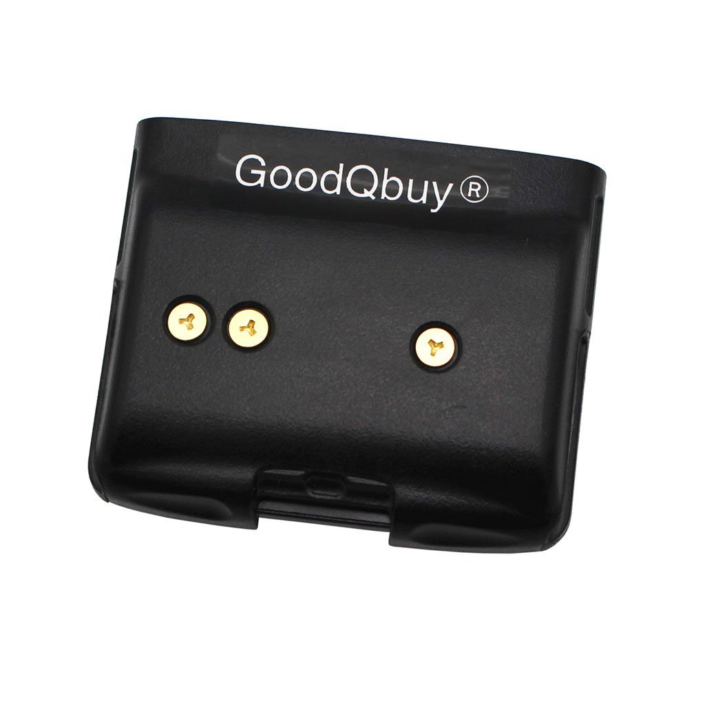 GoodQbuy® 1500mAh 7.4V Replacement Li-ion Two-way Radio Battery Packs For Yaesu/Vertex/Standard Horizon Radios VX-5R VX-7R VX-7RB VXA-710 HX460SB FNB-58 FNB-58Li FNB-80 FNB-80Li