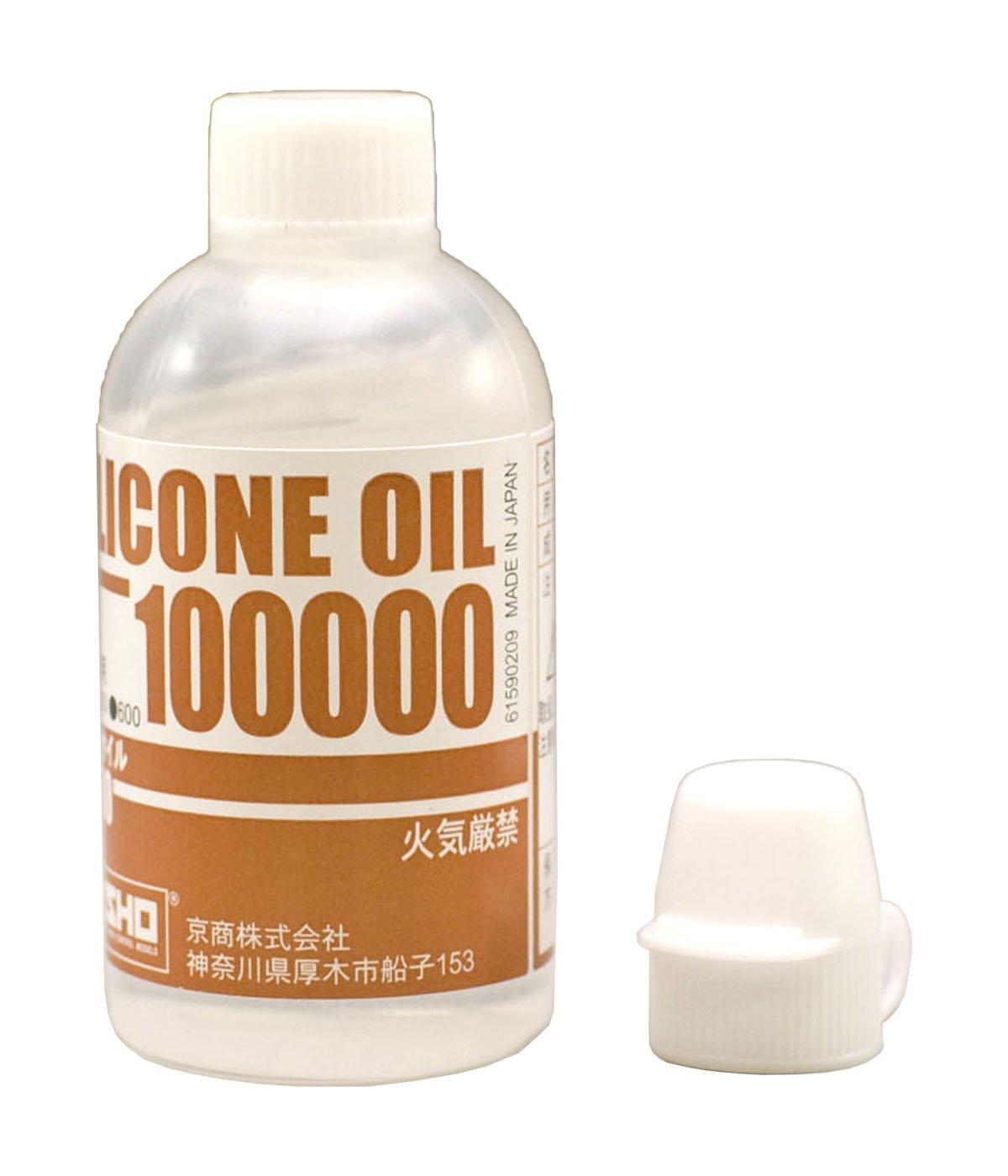 Silicone Oil #100000(40cc) SIL100000