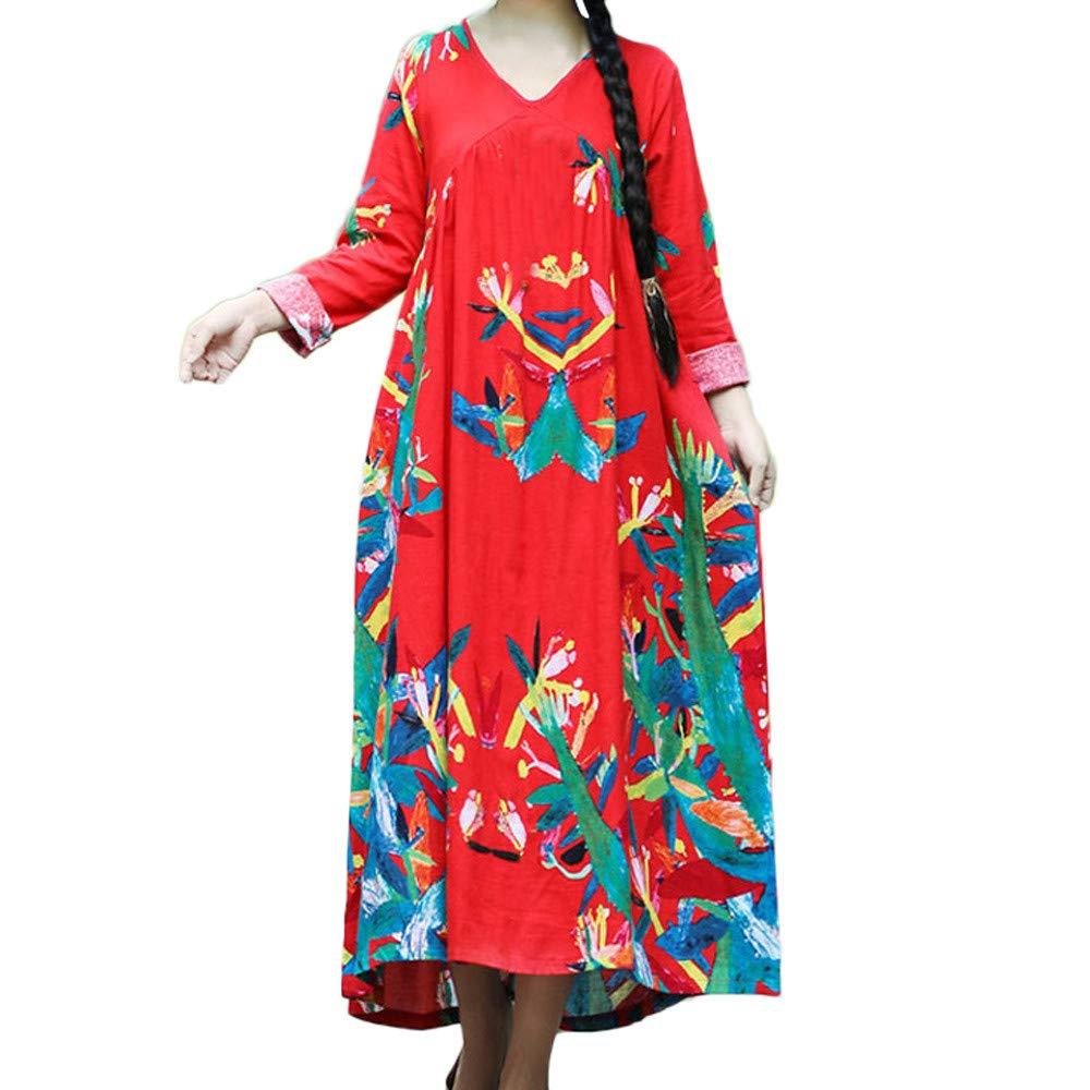 FRAUIT Frauen Winter Warm Paisley Langarm O Hals Maxi Kleid Kaftan Kleid gedruckt Applique Chiffon Abschlusskleid Mode Elegant Wunderschön Streetwear Kleidung Bluse Tops
