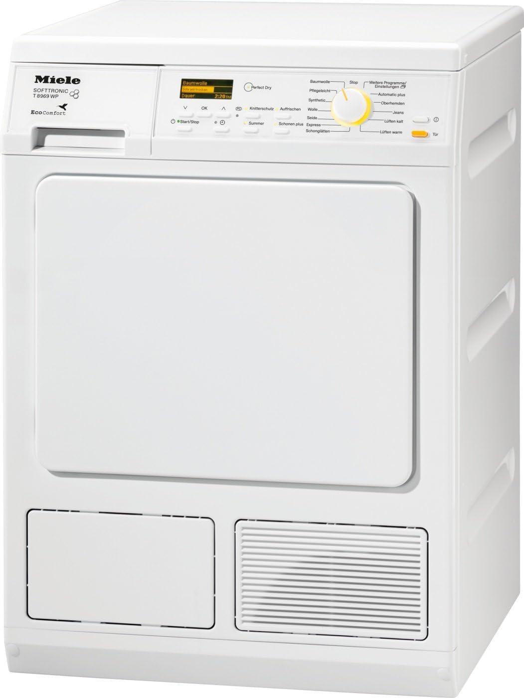 T 8976 WP EcoComfort 3x Set de filtre pour Miele T 8969 WP