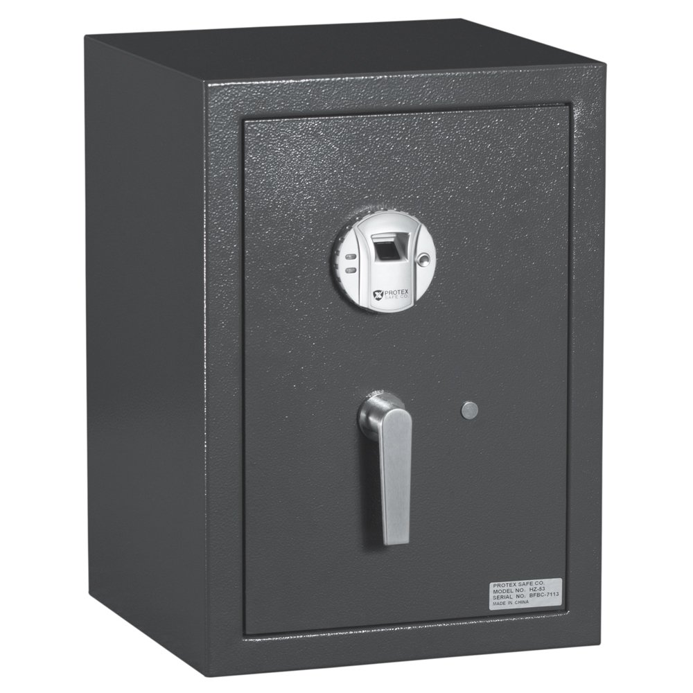 Protex Biometric Burglary Safe (HZ-53)