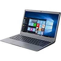 Jumper Laptop 13.3 inch 8GB RAM 128GB ROM Quad Core Celeron, Windows 10 Thin and Light Laptop, Full HD 1080P Display…