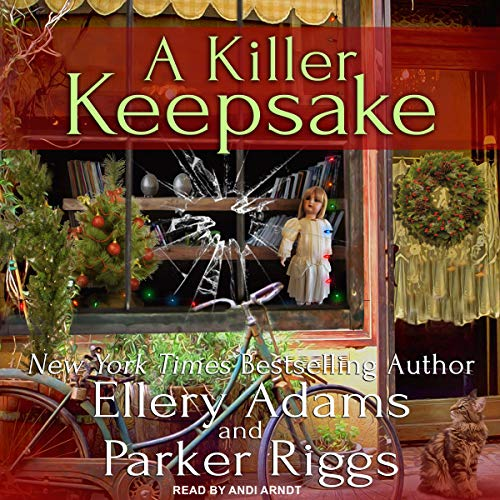 A Killer Keepsake: Antiques & Collectibles Mysteries Series, Book 6