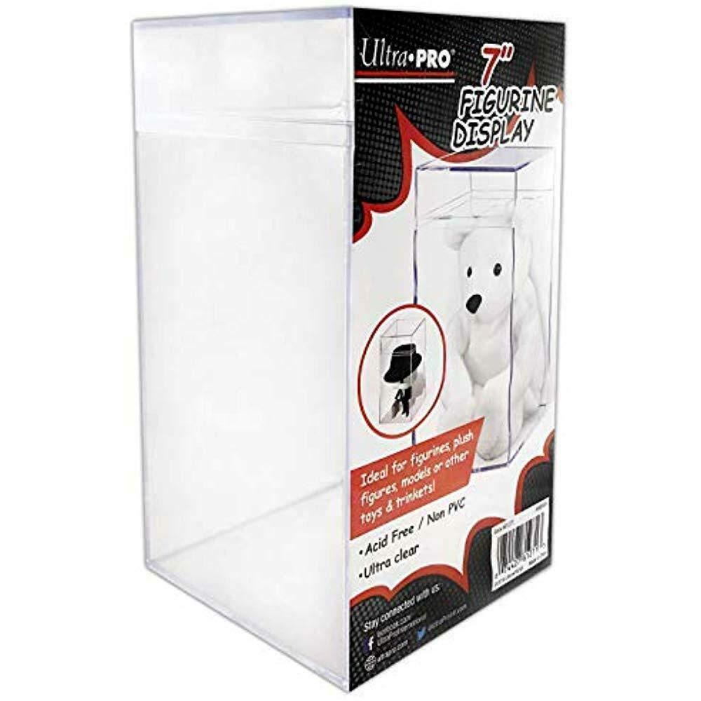Ultra Pro All Teams Figurine Display Case, 7-Inch Figurine, Clear