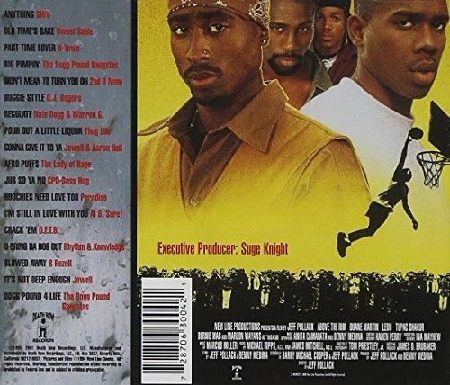 above the rim soundtrack cassette version