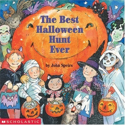 Best Halloween Hunt Ever (Read with Me Cartwheel Books (Scholastic Paperback))