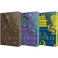 Coleção C.S. Lewis. 3 Livros Inéditos