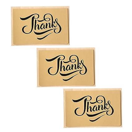 Cosanter 3pcs Acción De Gracias Tema Invitación Plegable
