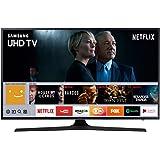 "Smart TV Samsung LED Curved 49"" Ultra HD 4K 49MU6300 HDR Premium Smart Tizen 3 HDMI"
