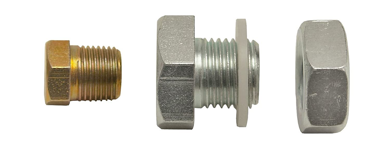 Amazon.com: Derale 13010 Universal Drain Plug Kit with 1/8\