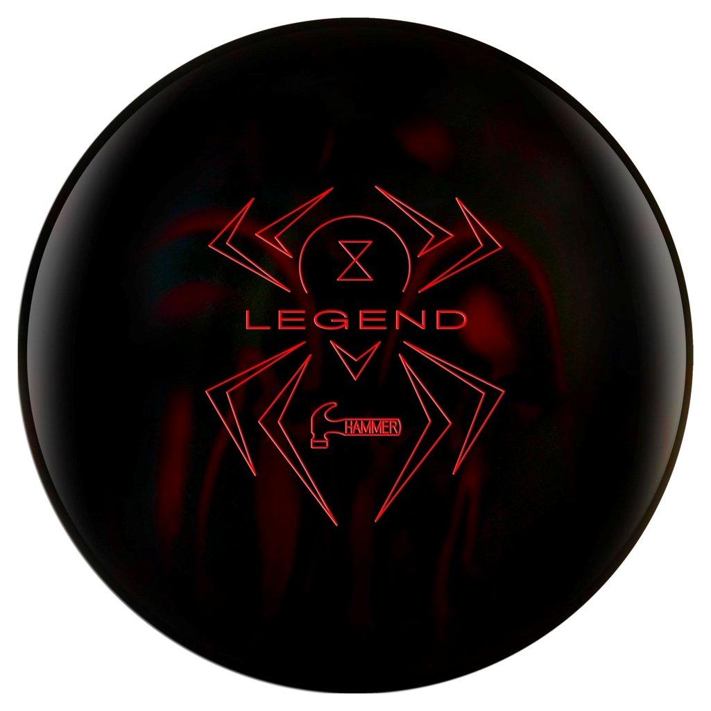 Hammer Black Widow Legend Bowling Ball (15lbs)
