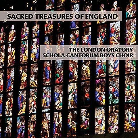 Sacred Treasures of England - Smith Castello