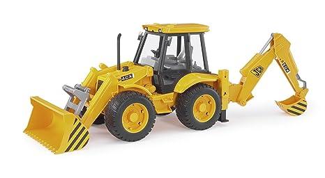 amazon com bruder toys loader backhoe toys games