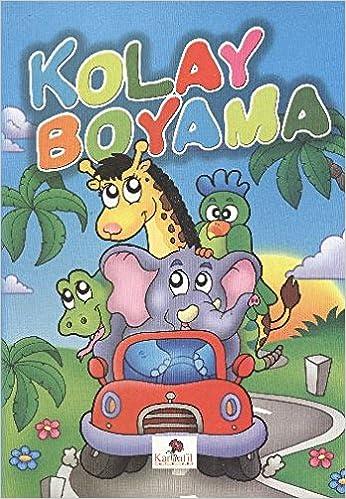 Kolay Boyama Kolektif 9786055537166 Amazon Com Books
