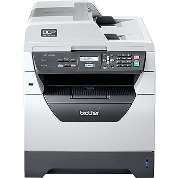 Brother DCP 8070 D - Impresora láser multifunción (pantalla ...