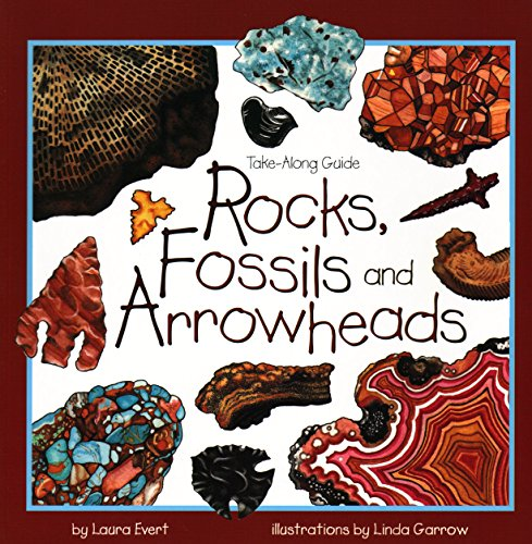 Rocks, Fossils & Arrowheads (Take Along Guides)