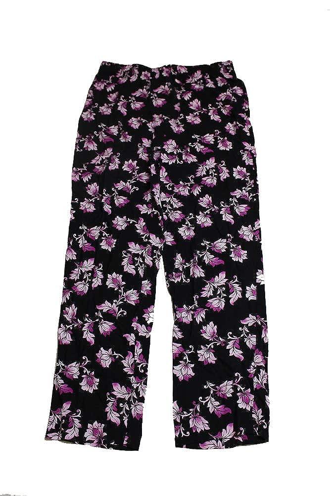 83c63aa734c6 Alfani Womens Printed Tie Close Pajama Bottoms at Amazon Women's Clothing  store: