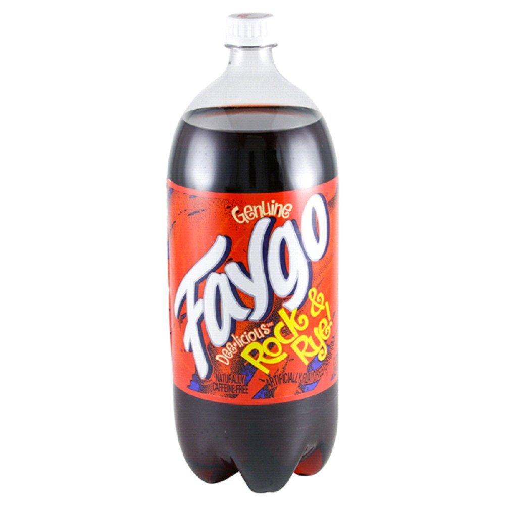 Faygo cotton candy soda