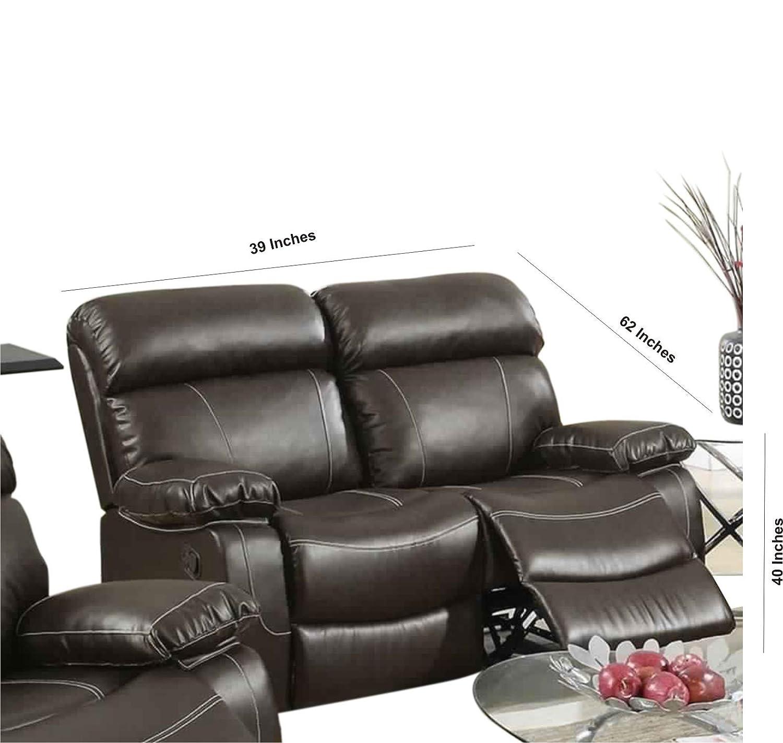 Amazon.com: Benzara BM171487 - Asiento reclinable, color ...