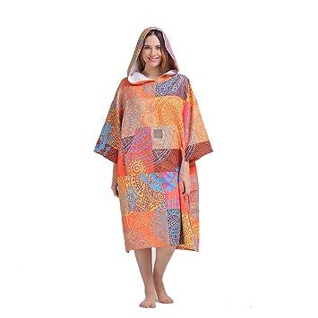 7d6bb2cd8a Hiturbo Womens Beach Surfing Swimming Robe