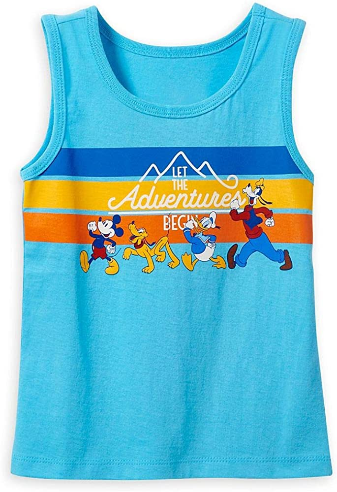 Disney Mickey Mouse and Friends Tank Top for Boys