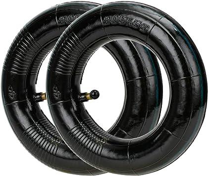 "Scooter Tire /& Inner Tube Set Razor e100 e200 Schwinn Bladez 200 x 50 8/""x2/"""