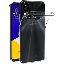 ivoler Funda Carcasa Gel Transparente para ASUS Zenfone 5 ZE620KL ...
