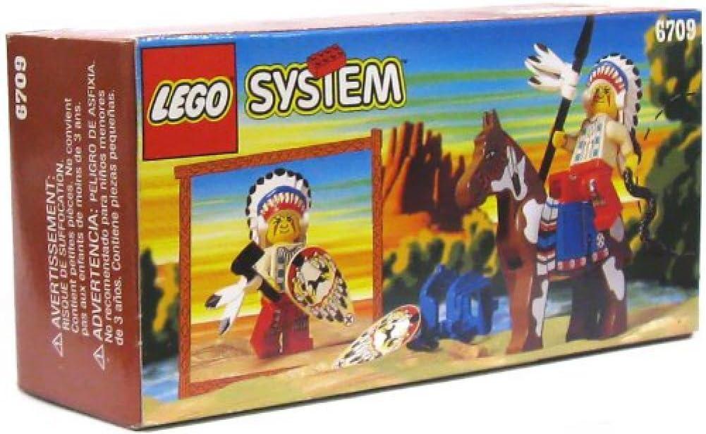 Lego #6709 Wild West Tribal Chief