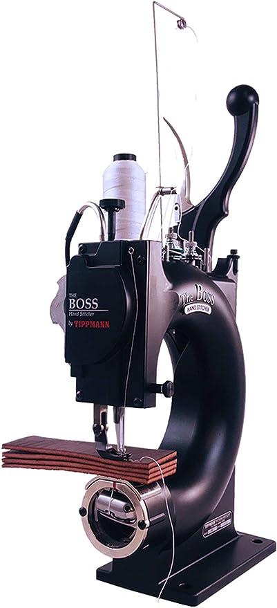 Tippmann Boss - Máquina de coser (Negro, Máquina de coser manual ...