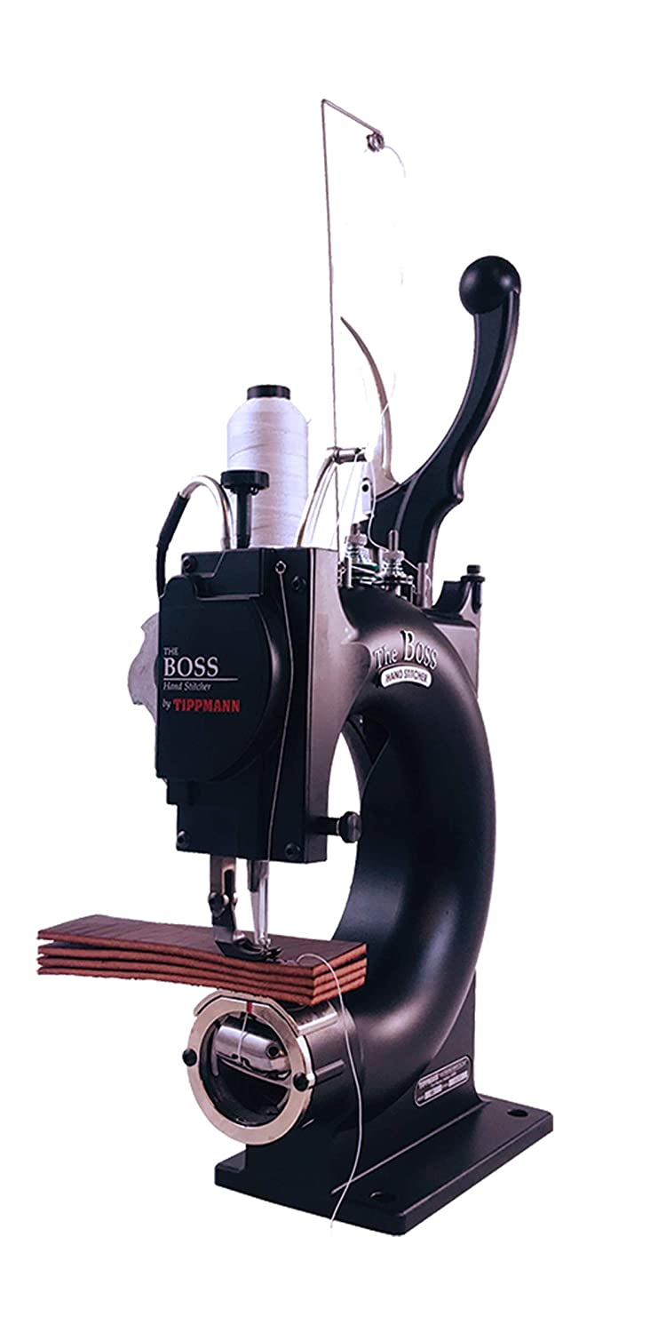 Tippmann Boss Vintage Sewing Machine for Leather