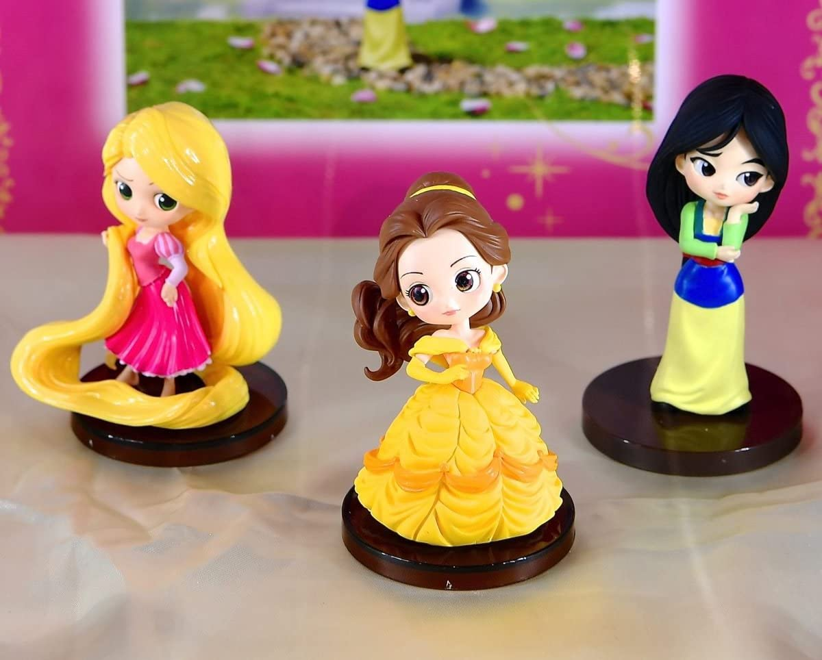 Q posket Disney Characters petit vol.3 Belle Banpresto