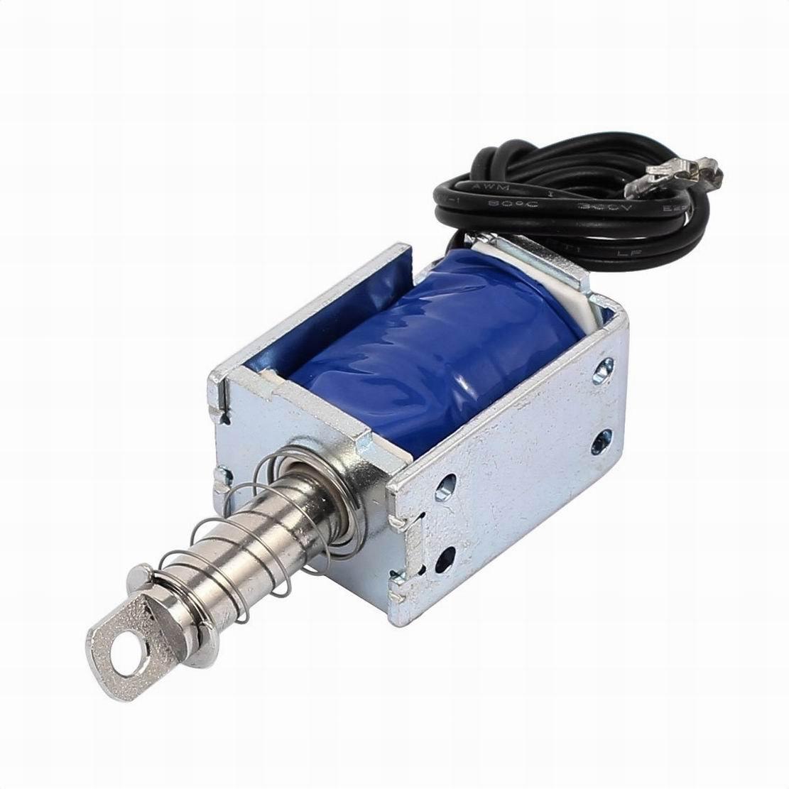 Ucland HIO-0730L Open Frame Actuator Door Lock Solenoid